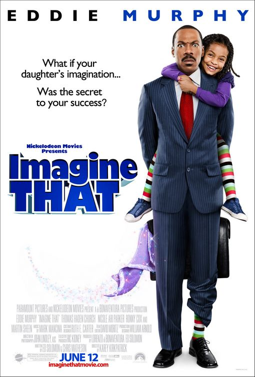 Imagine That (2009) CAM XVID-HooKah (movies)