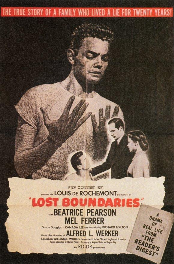 Lost Boundaries movie